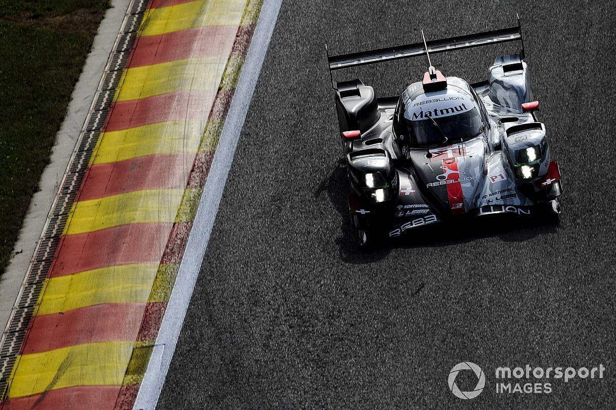 Spa WEC: Rebellion, ByKolles outpace Toyota in FP1