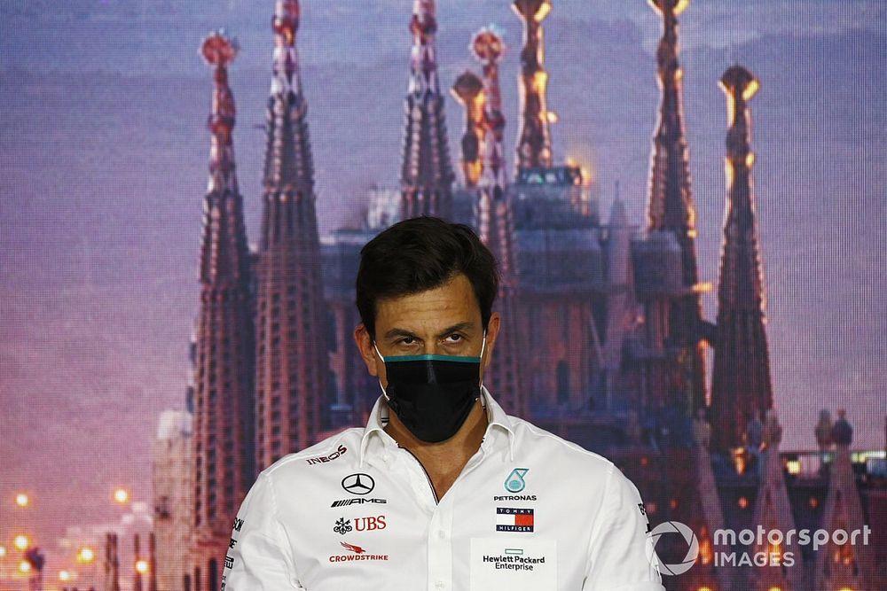 """Wolff: """"Gelecekte Mercedes'teki rolümün ne olacağı henüz belli değil"""""""