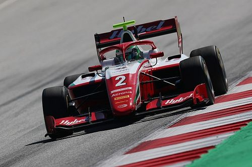 Red Bull Ring F3: Pole voor Vesti en Prema