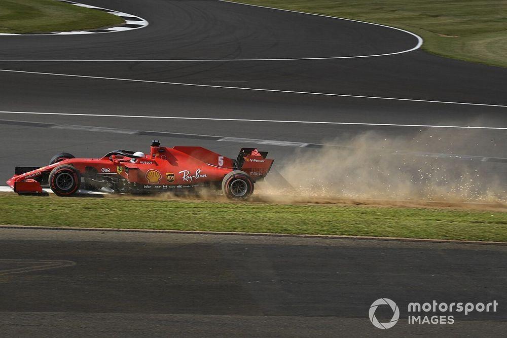 "Leclerc: Ferrari sofre com ritmo corrida após mudança ""radical"""