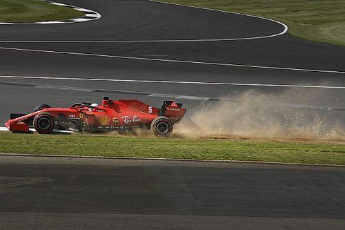 Ferrari voorbereid op 'twee zware weekenden' in Silverstone