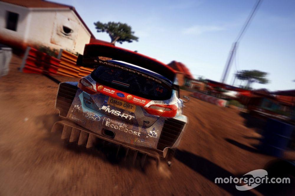 FIA Rally Star: el programa de simracing para llegar al WRC
