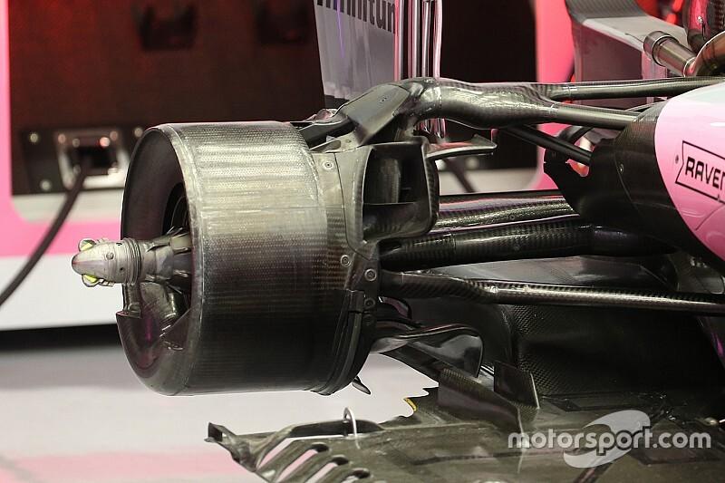 Formel-1-Technik 2020: Detailfotos beim GP Australien
