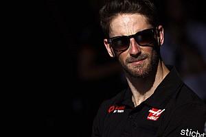 Grosjean: la sinceridad de Haas es positiva