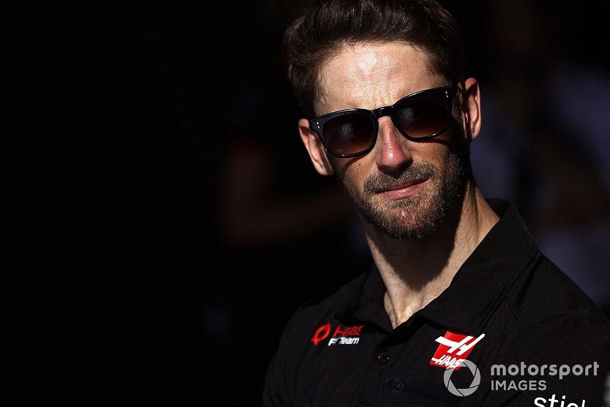 Grosjean kendi sim yarış takımını kurdu