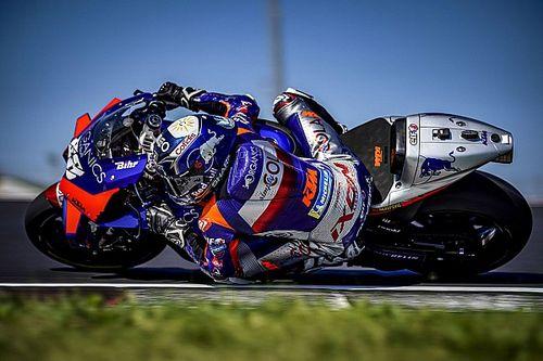 Test MotoGP Misano, Giorno 2: Oliveira tiene in alto la KTM