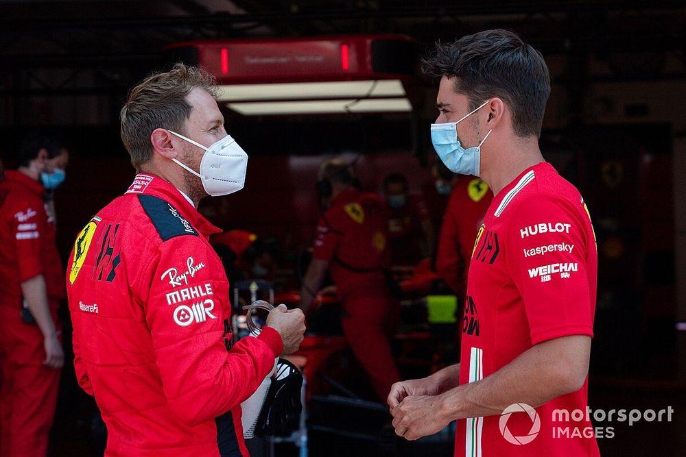 "F1: Leclerc sentirá falta da ""capacidade analítica"" de Vettel na Ferrari"