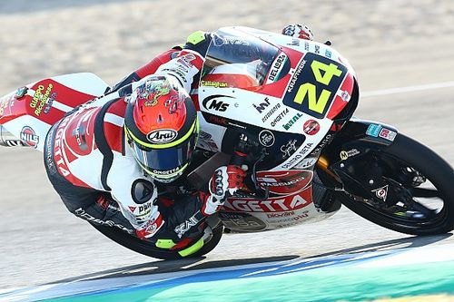 Moto3 - GP de Andalucía: Tres de tres en poles para Suzuki