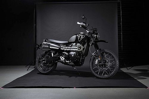 Triumph Introduces New Scrambler 1200 Bond Edition