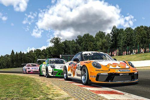 Ten Voorde moet leiding in virtuele Porsche Supercup aan Güven laten