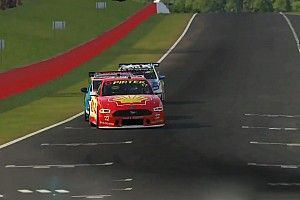 McLaughlin takes controversial Bathurst win