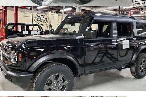 Novo Ford Bronco será revelado até junho apesar do coronavírus