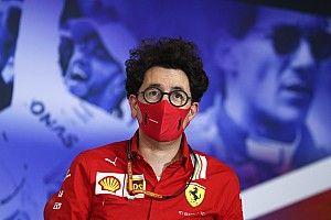 A Ferrari nem panaszkodik a 2021-es aerodinamikai változtatások miatt