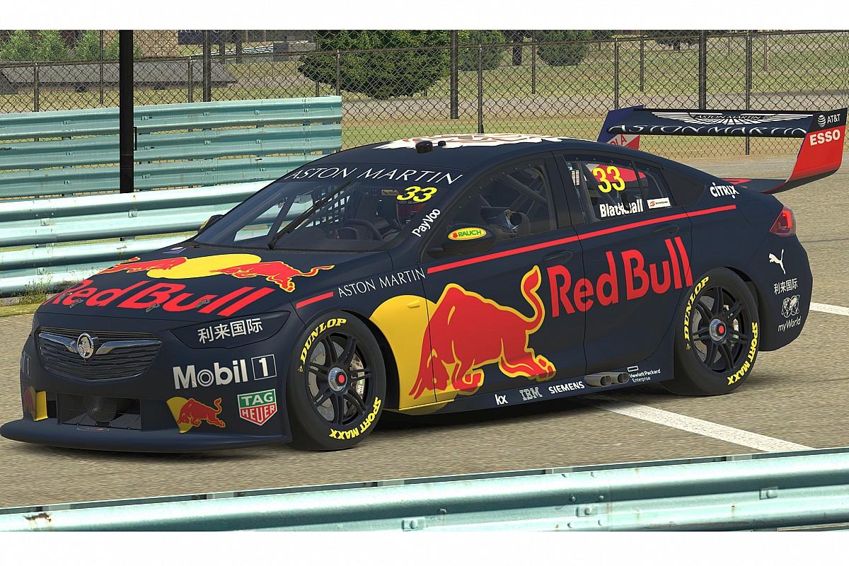 Ферстаппен не смог выиграть виртуальные гонки Supercars