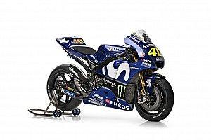 GALERIA: Nova moto de Rossi e Viñales de todos os ângulos