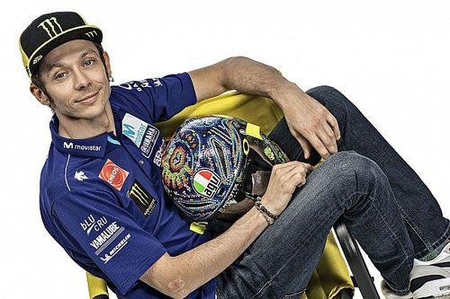 """Valentino Rossi über Fitness: """"Habe noch immer Schmerzen"""""""