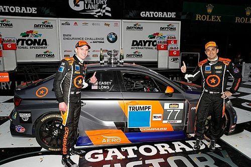 A Daytona l'Audi di Long e Casey vince la Classe TCR dopo un duello serratissimo
