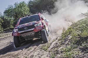 Dakar ステージレポート ダカール13日目:トヨタ3連続ステージ優勝。プジョーの1-2体制崩れる