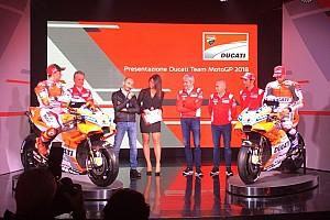 MotoGP Важливі новини Ducati: Наша мета – боротися за чемпіонство