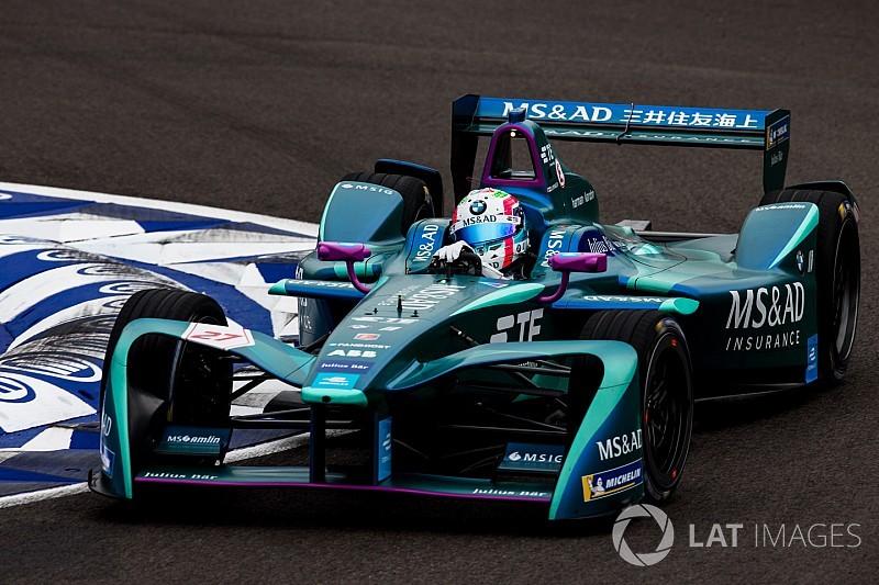 F1'den sonra Formula E de Halo'ya geçiyor