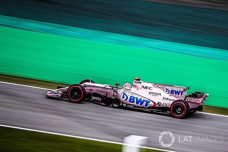 В Force India решили сменить название. Но не на Force One