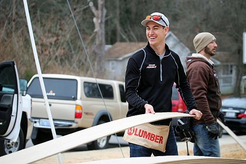 Team building pays off for Joey Logano and Penske crew