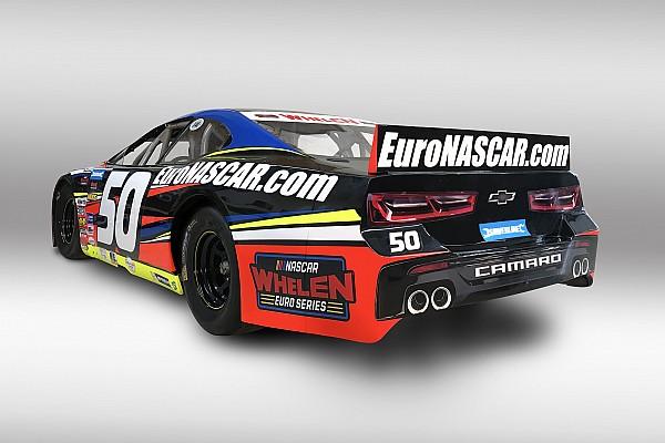 NASCAR Euro News NASCAR-Euroserie stellt Camaro für die Saison 2018 vor