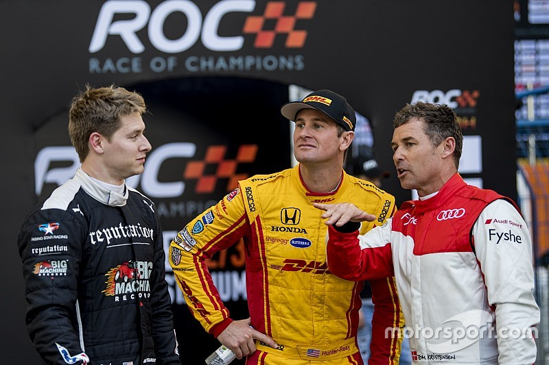 Hunter-Reay, Newgarden join ROC Mexico line-up