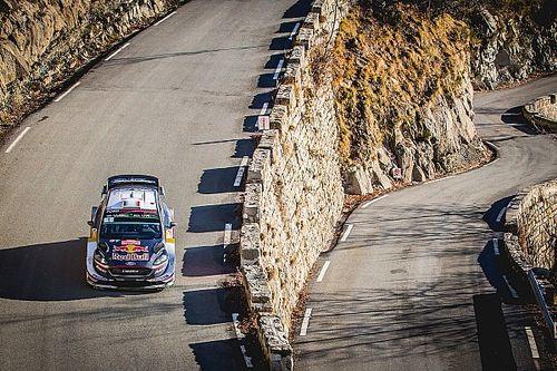 Ogier és egy újabb csúcsteljesítmény a Forddal, ezúttal Monte Carlóban