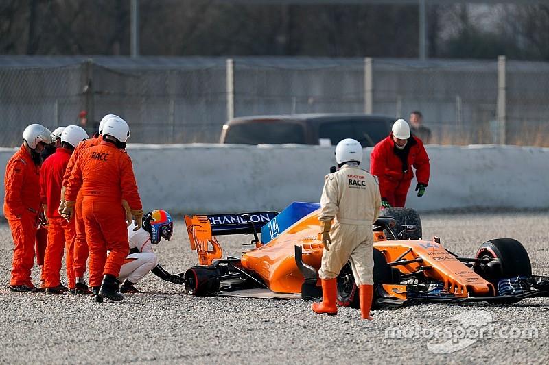 McLaren, kış testlerinde dayanıklı bir araç istiyor