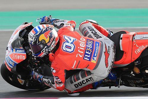 MotoGP-Kräfteverhältnis: Viele Fahrer sehen Dovizioso als Favorit