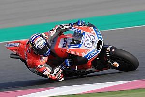 MotoGP Son dakika Dovizioso, Katar için favori gösterilmesinden memnun