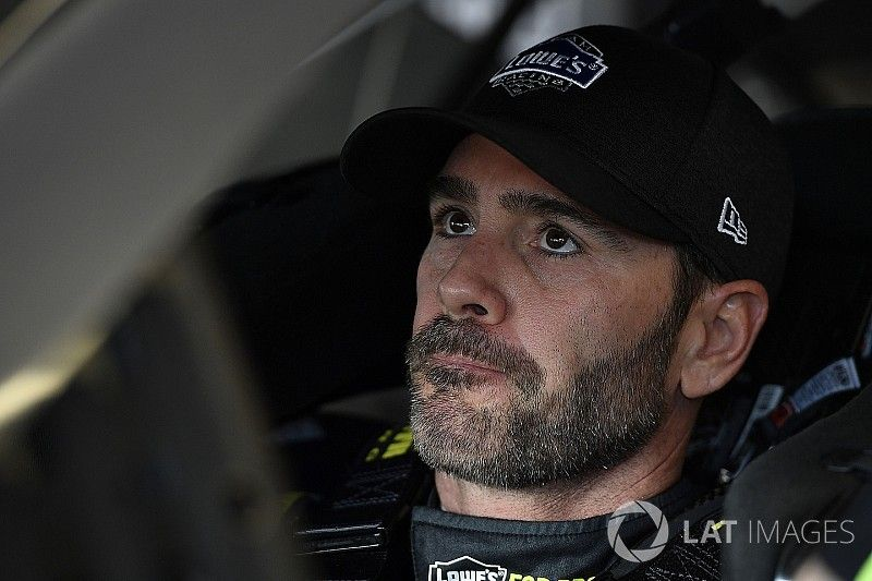 What's behind Jimmie Johnson's NASCAR slump?