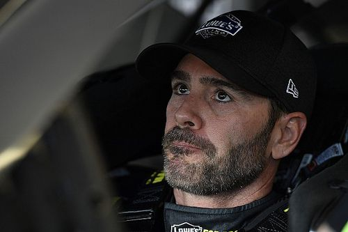 What's behind Jimmie Johnson's NASCAR slump?