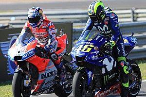 Ducati von Rossis Aussagen über die Yamaha verwundert