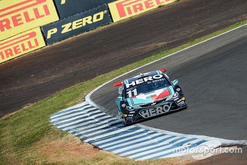 Em Londrina, Di Grassi vence mais uma na Stock Car