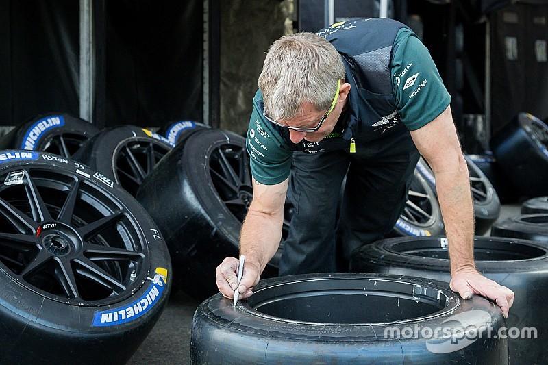 Michelin ziet af van terugkeer in de Formule 1 per 2020