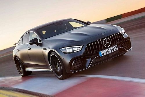 AMG Is Coming After The Porsche Panamera's Nürburgring Record
