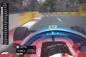 La F1 va tester plus de choses au niveau de l'affichage TV
