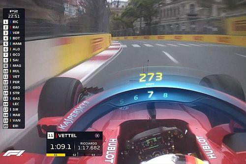 Formel 1 will Halo-TV-Grafiken erweitern