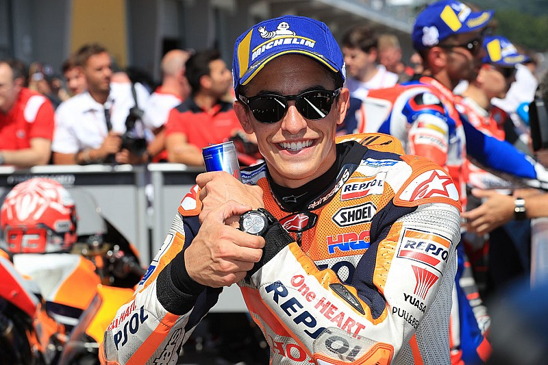 TABELA: Márquez aumenta vantagem para Rossi antes de pausa
