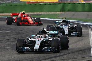 Mercedes explica las órdenes de equipo con Bottas