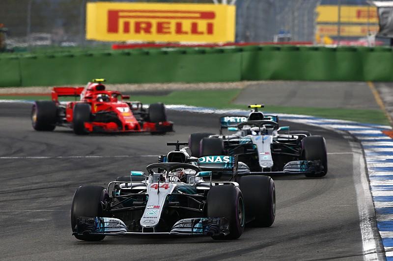 Formel 1 Hockenheim 2018: Hamilton nutzt Vettel-Drama aus!