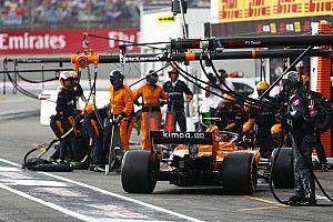 McLaren на 70% переключилась на новую машину