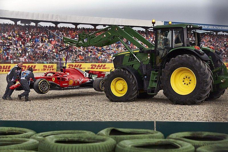 La estrategia de Mercedes presionó a Vettel, dice Wolff