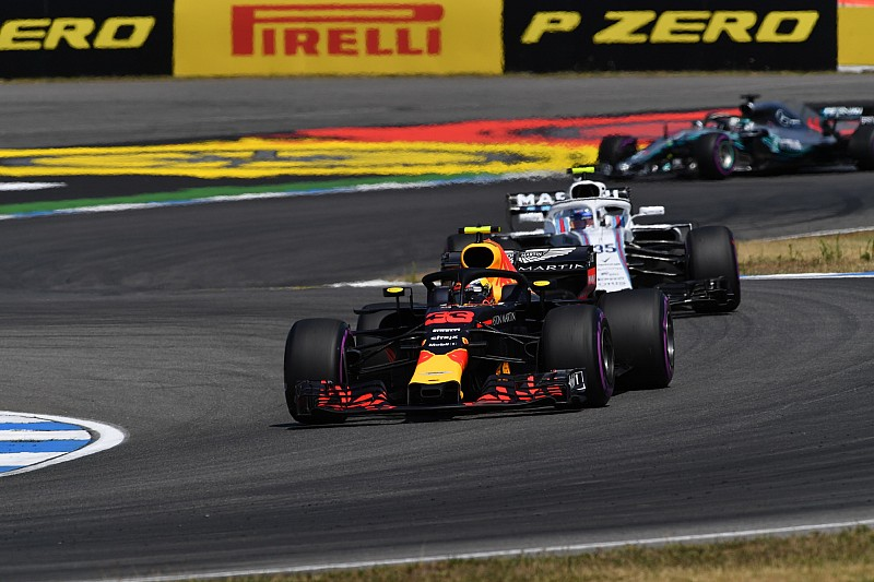Red Bull en tête des deux séances: