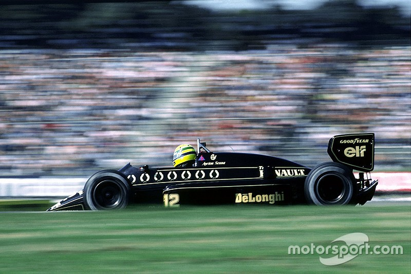 Lotus im Design von John Player Special