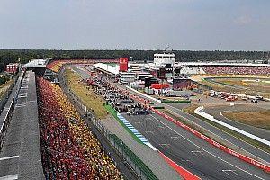 Weersverwachting voor de Grand Prix van Duitsland