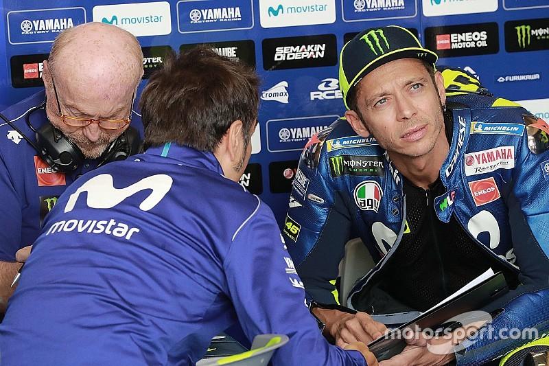 """Rossi: Brünn und Spielberg """"entscheidend für Yamaha"""""""