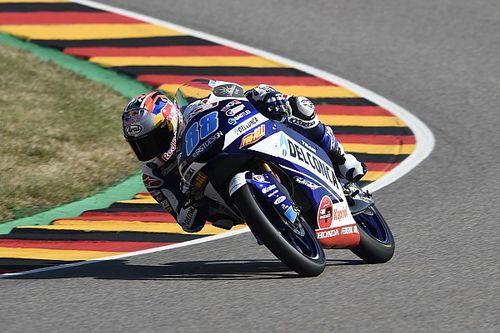 Moto3 Duitsland: Martin soeverein naar pole op Sachsenring